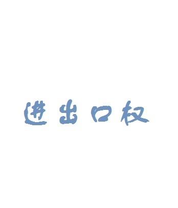 蓝翔财务咨询:什么是进出口权?