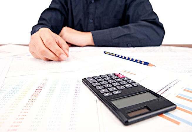 内含公司财产数据报表制作所需公式
